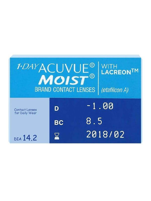 Acuvue Moist Degree