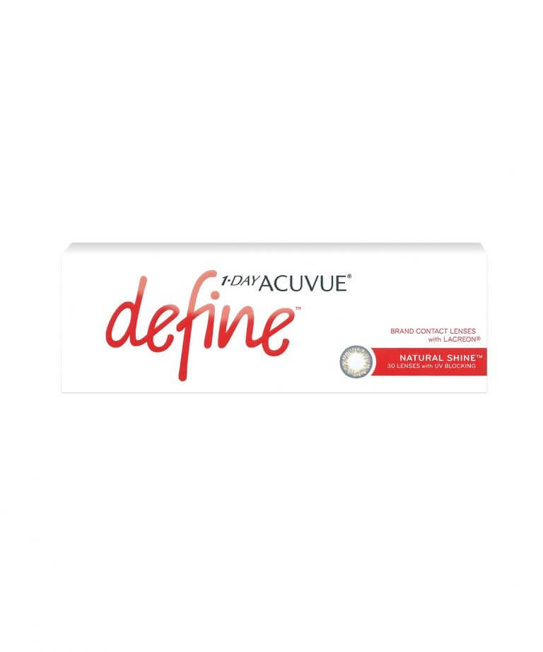 Acuvue Define Natural Shine