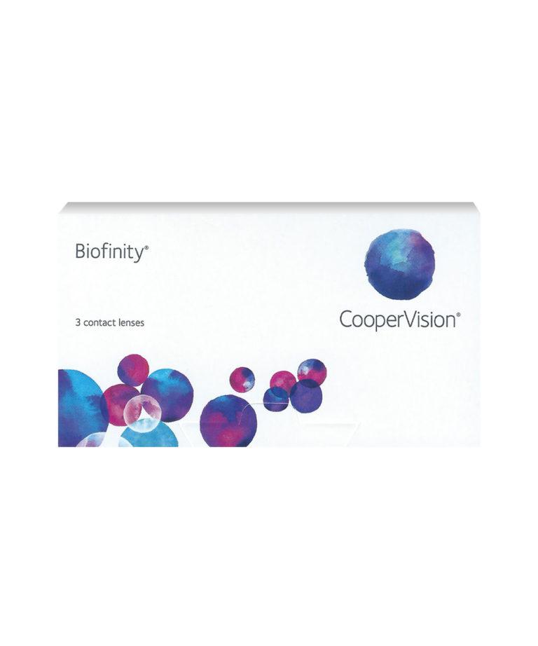 Biofinity-3pcs